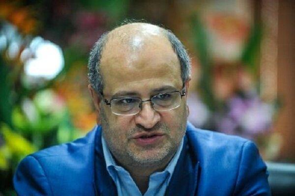 زالی: تنها 51 درصد از تهرانی ها نگران ابتلا به ویروس کرونا هستند